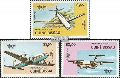 Guinea-Bissau 754-756 (complete.issue.) unmounted mint / never hinged 1984 Civil