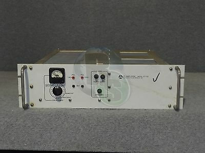 Frequency Electronics FE-70E 5MHz RF Amplifier D23700-6522-3