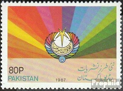 Pakistan 714 (complete.issue.) unmounted mint / never hinged 1987 Radio
