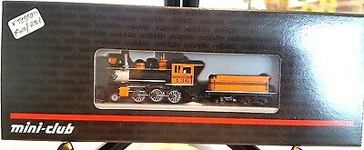 Z Scale Marklin 88035 DRGW Bumble Bee Steam Loco (with Tender)