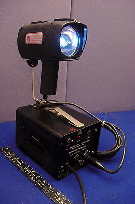 Digital Trigger Control Stroboscope For Test Rpm On Variety Of Rotating Systems