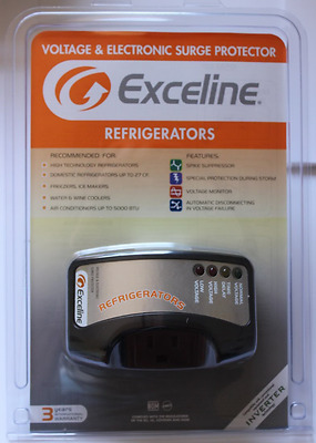 Electronic Surge Protector for Refrigerators