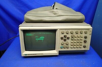 HP 1630D LOGIC ANALYZER w/PROBES