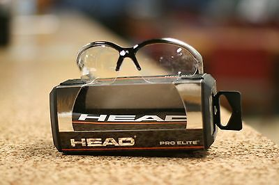 Head RACQUETBALL PROTECTIVE EYEWEAR PRO ELITE