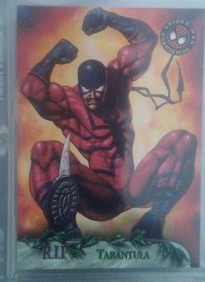 1996 Lot of Spiderman Trading Cards (Skybox)