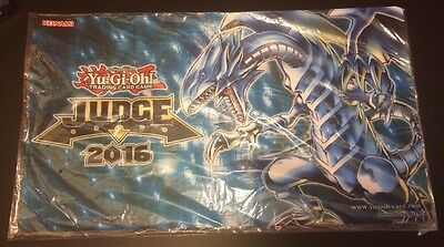Yu-Gi-Oh! Official Judge Blue-Eyes White Dragon 2016 Playmat