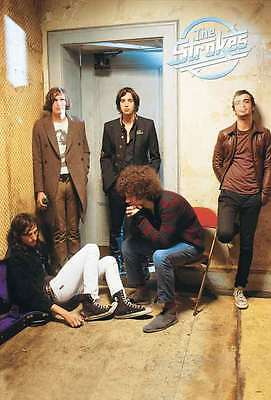 """J-1942THE STROKES BAND MUSIC ROCK POP CONCERT POSTER 24""""x36"""" NEW SIDE SHEET WALL"""