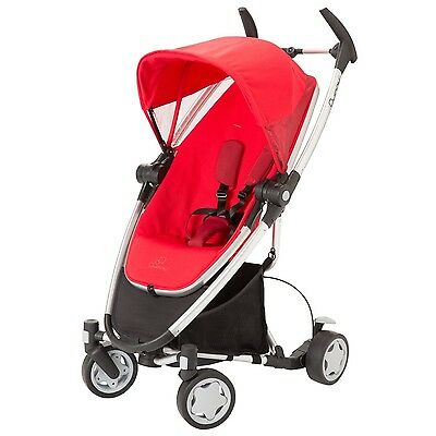 Quinny Zapp Xtra Folding Seat Rebel Red