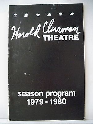PARIS WAS YESTERDAY Playbill CELESTE HOLM NYC 1979