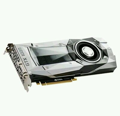 EVGA NVIDIA GeForce GTX 1080 8GB Founders Edition UK SELLER Ready to Ship VR