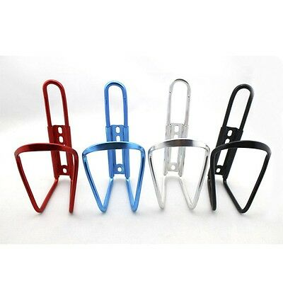 Cycling Bike Bicycle Aluminum Drink Water Bottle Bracket Rack Holder Cages