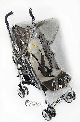 Raincover Compatible with Hauck Shopper Buggy (142)