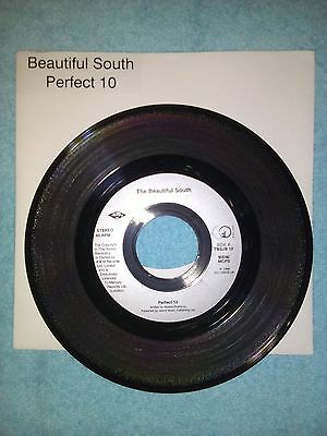 "The Beautiful South - Perfect 10 7"" Vinyl Jukebox Record"