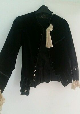 Authentic Antique Vintage Small Victorian Jacket
