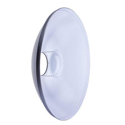 """Glow 28"""" White Beauty Dish for Photogenic Mount #GLBD28WPG"""
