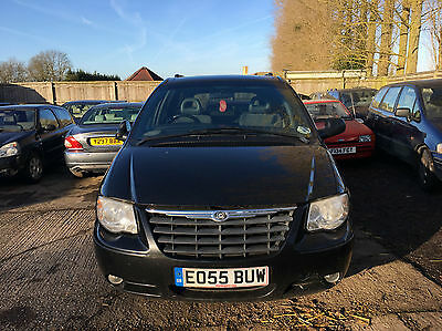 2005 Chrysler Voyager 2.8CRD auto LX spares or repairs