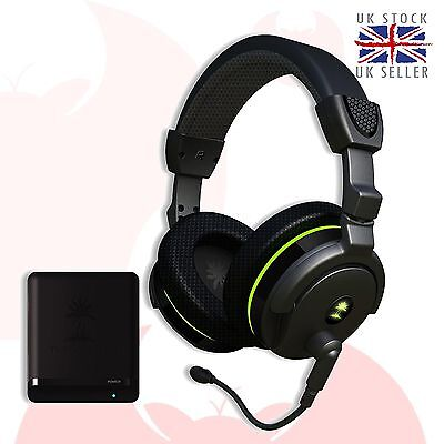 Turtle Beach Ear Force X42 Wireless Surround Sound Gaming Headset Xbox 360 UK