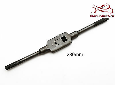 25.4mm THREADING TOOL QUALITY ADJUSTABLE BAR TYPE TAP HOLDER WRENCH 8mm