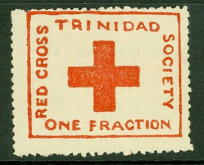 SG 157 Trinidad (½d) red. A fine mounted mint example CAT £28