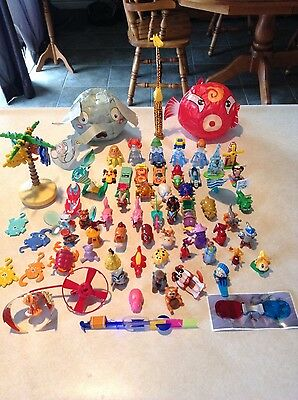 60+ Gently Used Kinder Surprise Toys