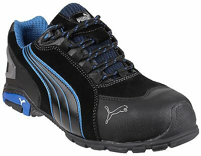 Puma Rio Low Safety Steel Midsole & Toe Cap Mens Boots Trainers Shoes UK6-12
