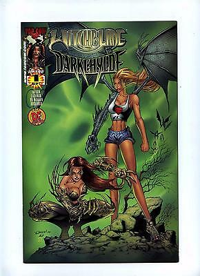 Witchblade/Darkchylde #1 - Image 2000 - Dynamice Forces Edition - VFN/NM