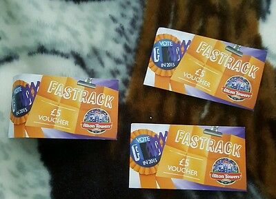 alton tower fast track tickets