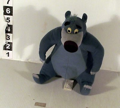 """6"""" Baloo Soft Toy From The Jungle Book 2 Balloo"""