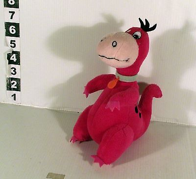 "8"" Dino The Pink Dinosaur Soft Toy The Flintstones"