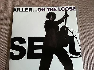 "Seal - killer - 7"" single in picture sleeve"