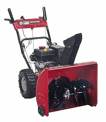 Yard Machines MTD 31AM63FE500 2 Stage 24-Inch Snow Thrower