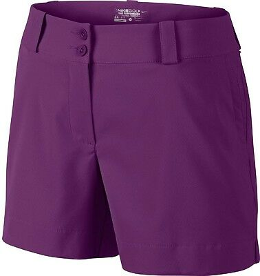 Nike Women's Modern Rise Sporty Short - Women's Golf Shorts