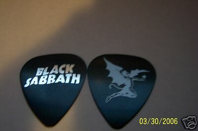 BLACK SABBATH 2002 Past Lives Guitar Pick!!!