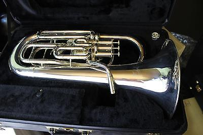 Jupiter XO Model 1270S Professional Compensating Euphonium DISPLAY MODEL QuinnTh