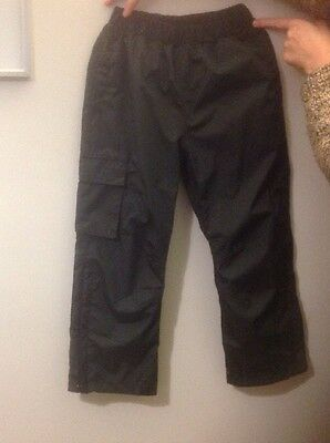 Peter Storm waterproof trousers For Aged 7-8