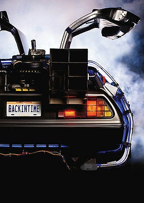 Back to the Future (1985) V3 - A1/A2 POSTER **BUY ANY 2 AND GET 1 FREE OFFER**