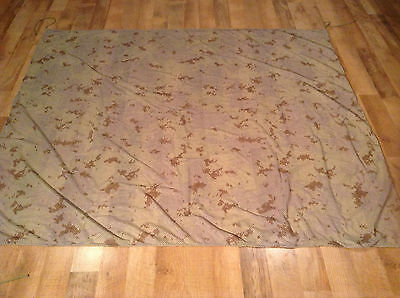 Canadian Military ARID PATTERN PERSONAL CAMOUFLAGE COVER