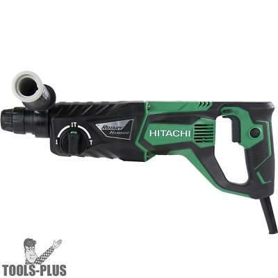 "1"" SDS Plus ""D"" Handle Rotary Hammer Hitachi DH26PF New"