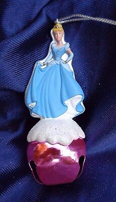 Disney Cinderella on Pink Bell