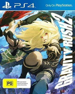 Gravity Rush 2 PS4 (PAL) Brand New!
