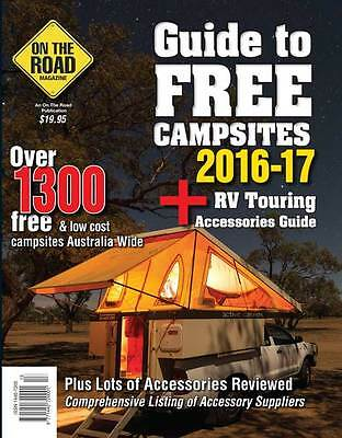 Guide To Free Campsites 2016-17 + Rv Touring Accessories Guide