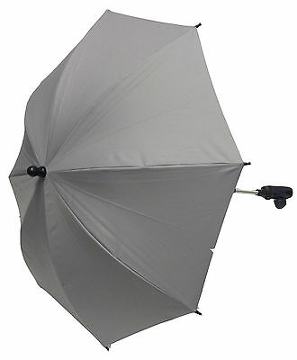 Baby Parasol Compatible with Stokke Stroller Buggy Pram Grey
