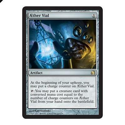 Magic The Gathering MTG AEther Vial (Modern Masters)