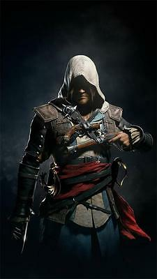010 Assassins Creed Game Art Silk Fabric Poster 24x36 Inch