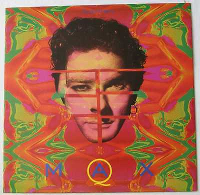 """MAX Q INXS related GERMAN 1990 12"""" Single DIFFERENT B SIDE Sometimes      NEW"""