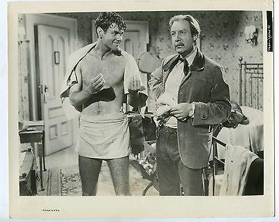 Bus Stop (1956) Promotional Movie Still - Don Murray  Arthur O'Connell