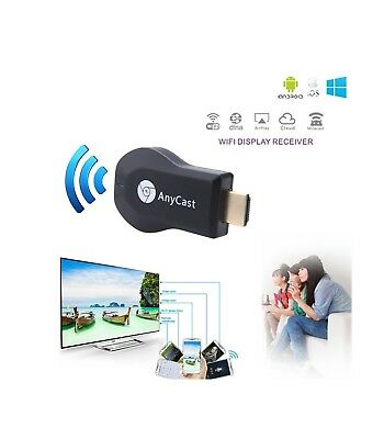 Ts Chiavetta Dongle Anycast Wifi Display Plus Dlna Airplay Hdmi Android