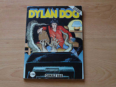 Dylan dog albo nr. 16 - Canale 666 seconda ristampa