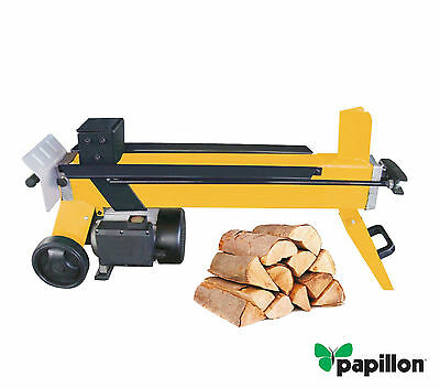 Spaccalegna Elettrico Orizzontale Ls5T-52A Papillon 95452-1500W-5 Ton-Woodcutter