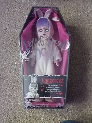 Living dead doll Eggzorcist 13th Anniversary **New & Sealed**